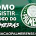 Como assistir AO VIVO - Palmeiras x Ponte Preta Online - 22/04/2017