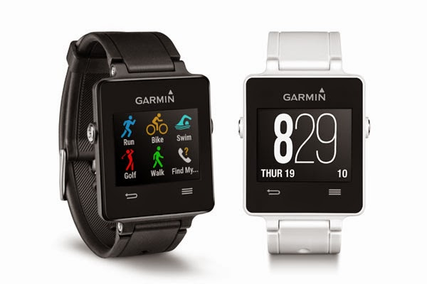 GARMIN unveils Vívoactive - a GPS smartwatch for the active lifestyle