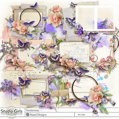 http://shop.scrapbookgraphics.com/tenderness-Cluster.html