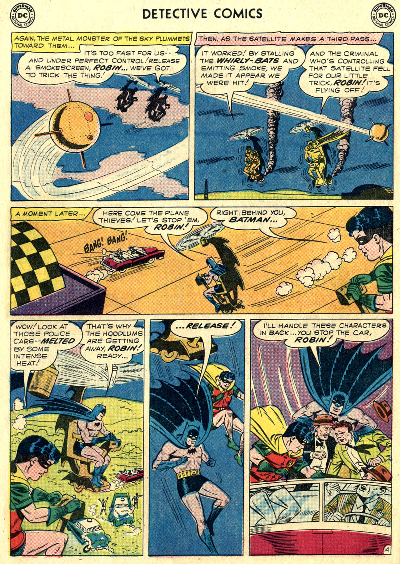 Detective Comics (1937) 266 Page 5