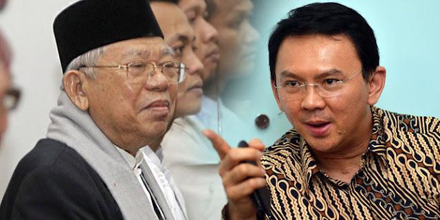 Ketika Ahok Jadi Ancaman Jokowi