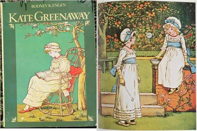 Kim Kate Greenaway Coloring Book | Coloring Pages