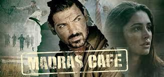 Madras Cafe (2013) Bollywood
