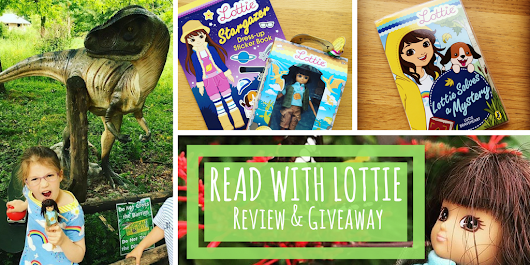 Read with Lottie - Review & Giveaway