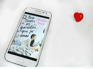 Lara Jean ,Jenny Hann, Editora Instrinseca, romance,romance cliché, Livros para ler no inverno.