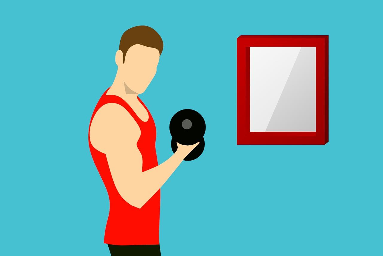 Ejercicios de biceps caseros