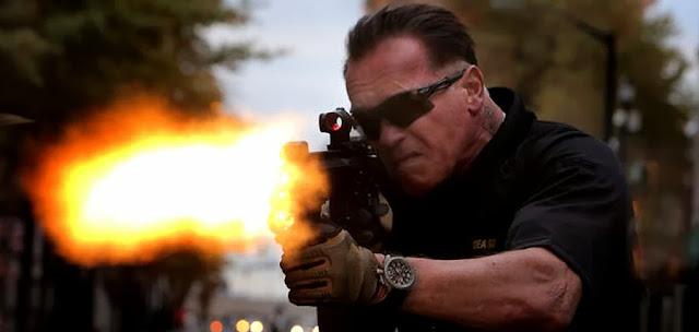 Arnold Schwarzenegger în noul film de acţiune Sabotage