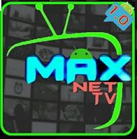 Resultado de imagem para Max Net TV 2.0