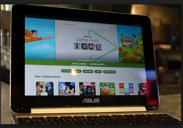 How to Resize Any Android Application on Chromebooks