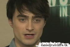 Updated: Daniel Radcliffe answers fan questions (The Woman in Black UK)