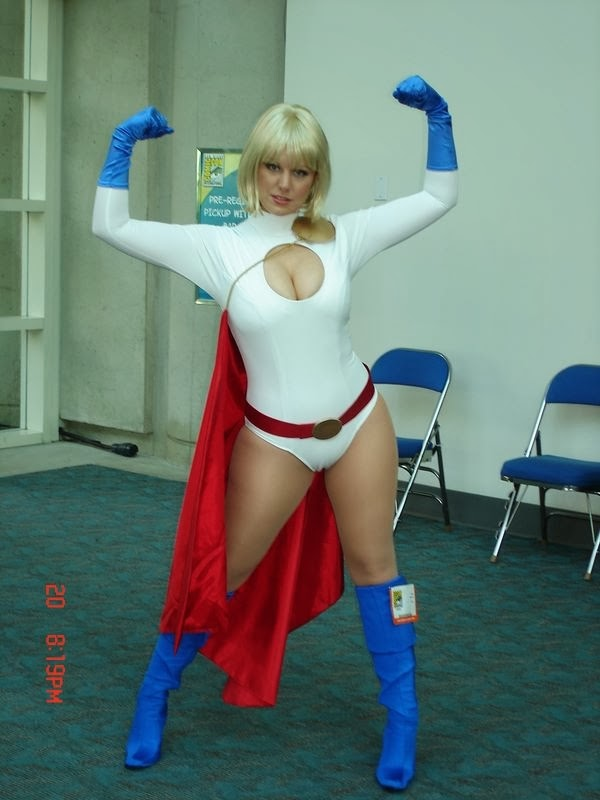 Especial  Power Girl (DC Comics)
