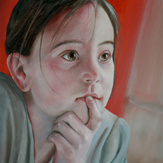 Portrait Paintings By Irish Artist 'Neil Condron'