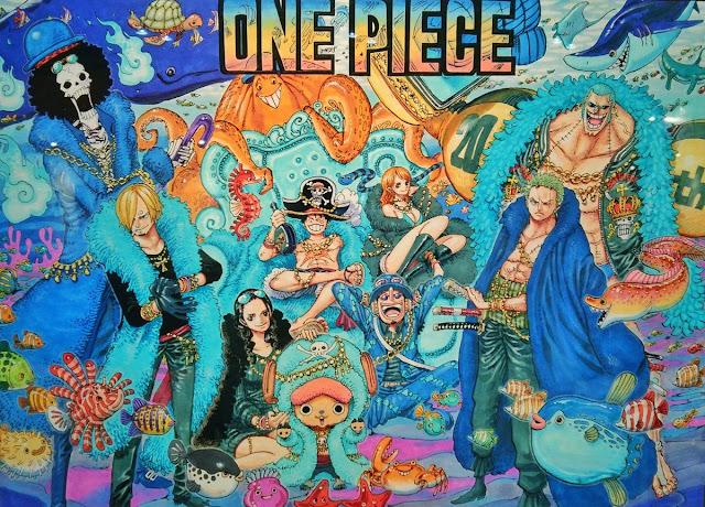 One Piece, Manga, Actu Manga, Jump Festa 2017, Eiichiro Oda,