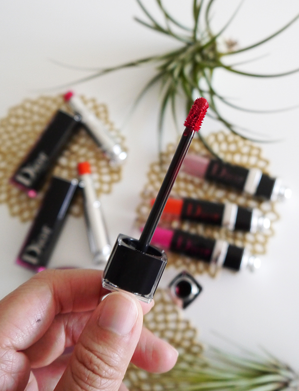 Applicator tip on Dior Addict Lacquer Plump