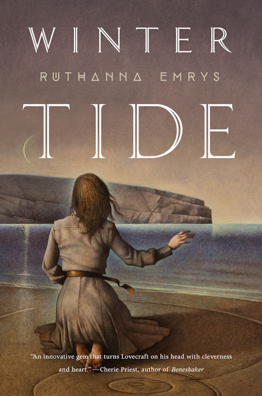 Interview with Ruthanna Emrys, author of Winter Tide