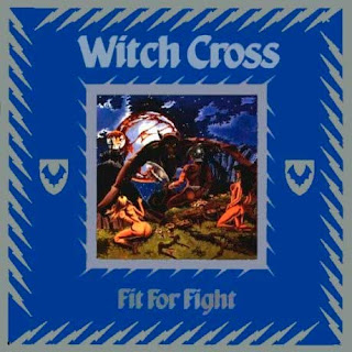 "Το τραγούδι των Witch Cross ""Face Of A Clown"" από το album ""Fit for Fight"""