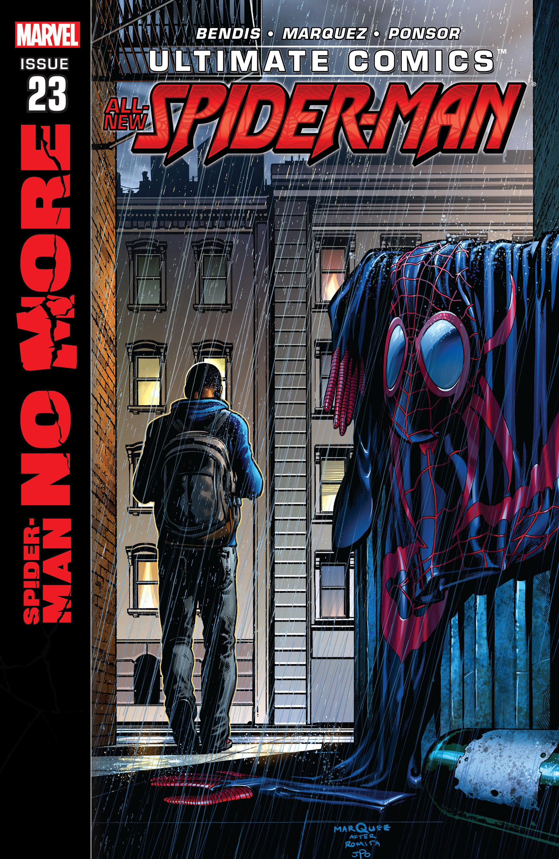 Read online Ultimate Comics Spider-Man (2011) comic -  Issue #23 - 1