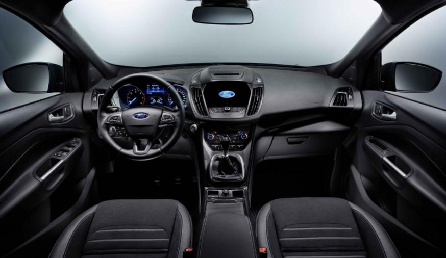 Ford Kuga 2017 Review