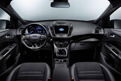 Ford Kuga 2017 Review