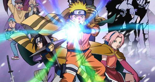 Naruto: ¡El Rescate de la Princesa de la Nieve! (1/1) (444MB) (HDL) (Latino) (Mega)