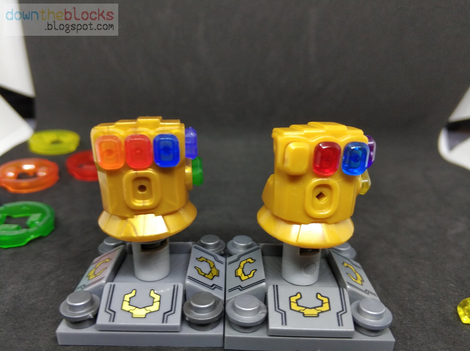 Loz Diamond Blocks Superhero Spm Spec Dan Daftar Harga Terbaru Gift Xl 9640 Another Difference Is That Sys Holes For The Gauntlet Were Circular And Leles Was Square