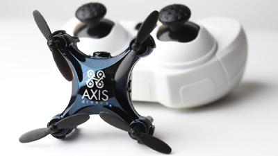 Axis Vidius Sebuah Drone Berukuran Mungil Dengan Kamera 480p