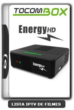 Tocombox Energy HD Nova Atualização Satélite SKS 107.3w ON V1.064 - 29-12-2019