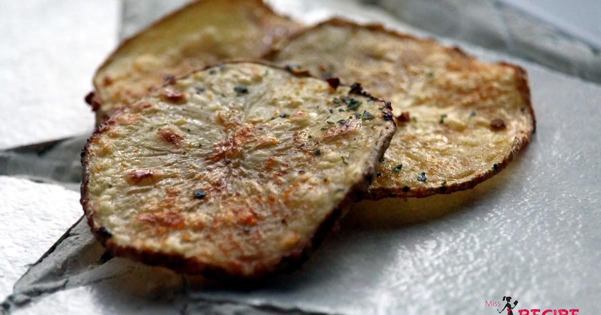 Croustilles maison cuites au four miss - Chips fait maison au four ...