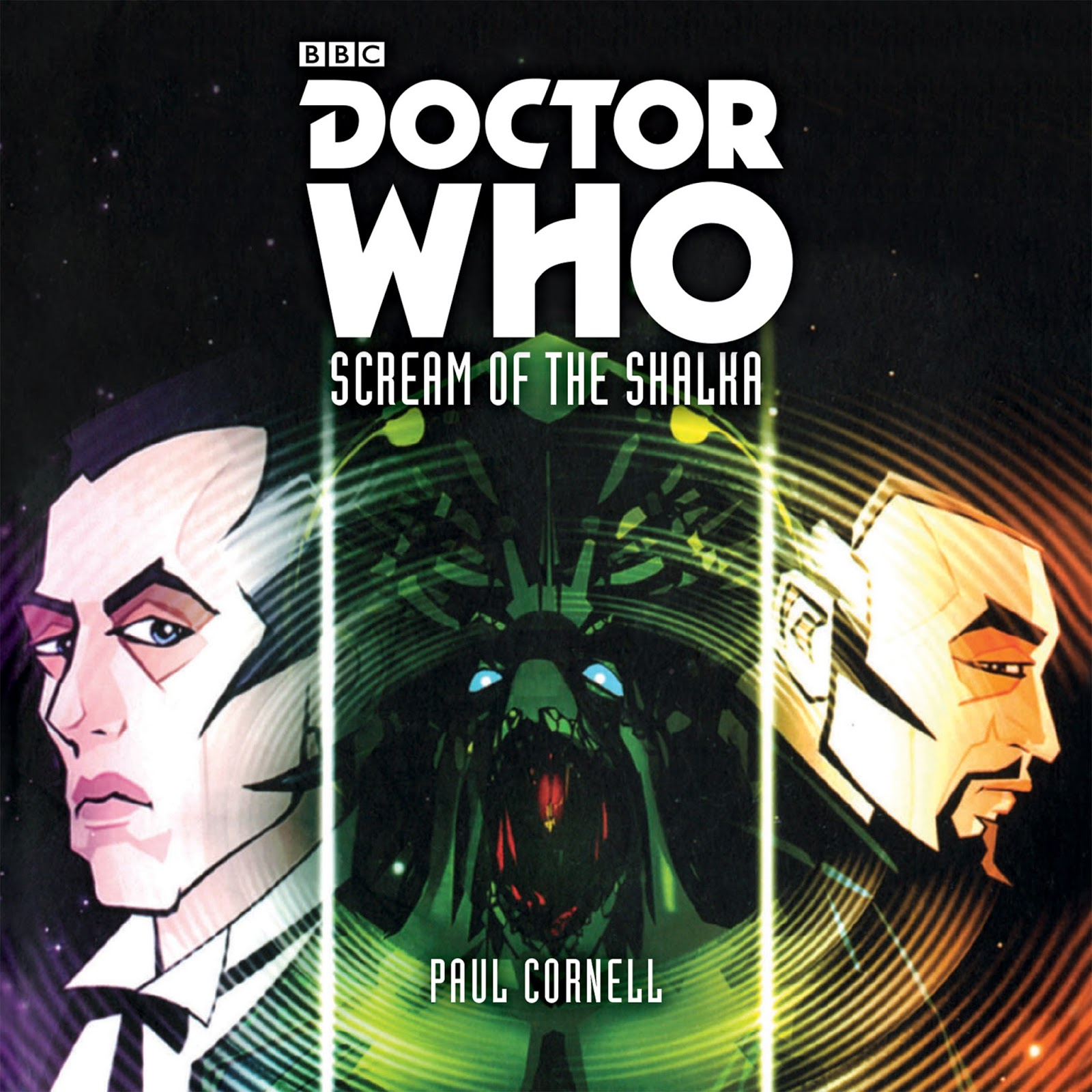 Past Doctor Adventures [64] Scream of the Shalka - Paul Cornell