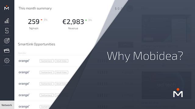 شرح موقع mobidea لربح المال CPA