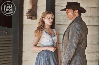 Westworld Season 2 Evan Rachel Wood and James Marsden Image 3