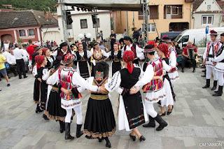 Συμμετοχή της ΕΣΤΙΑΣ ΠΙΕΡΙΔΩΝ ΜΟΥΣΩΝ Κατερίνης σε Φεστιβάλ στη Ρουμανία