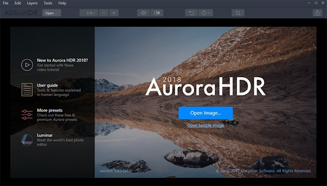 Image result for BETA VERSION OF AURORA HDR 2018
