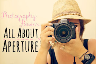 What is aperture, how does the aperture work, aperture and photography