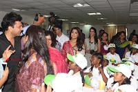 Shriya Saran and Meenakshi Dixit Pos at Quaker Feed A Child Campaign  0011.jpg
