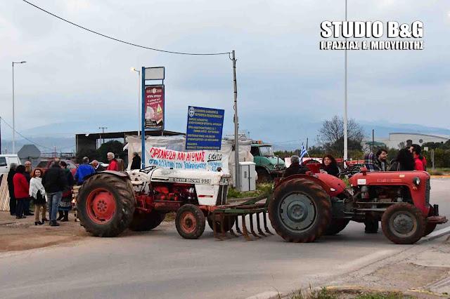 Οι αγρότες της Πελοποννήσου ξεκινούν κινητοποιήσεις