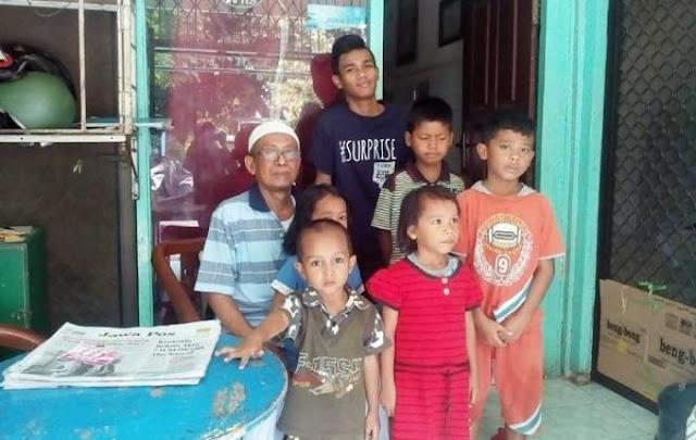 Perjuangan Kakek Yang Mengasuh 33 Anak Yatim Ini Sungguh Sangat Menggetarkan Hati