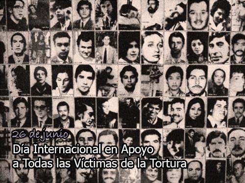 dia de apoyo a las victimas de tortura