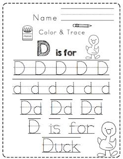 Preschool Packet Pigeon and Friends ~ Preschool Printables