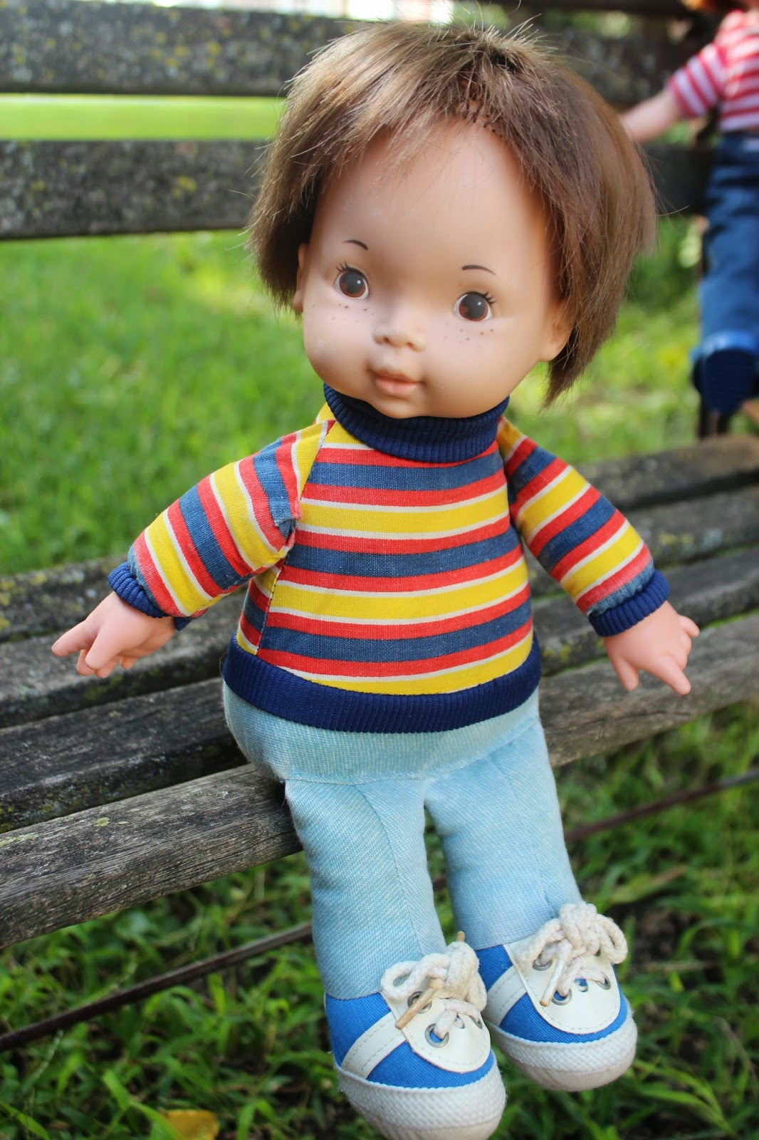 Planet Of The Dolls Doll A Day 220 Fisher Price