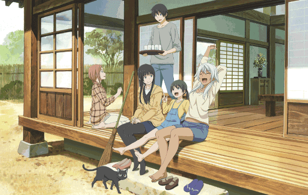 Anime Slice of Life Comedy Terbaik - Flying Witch