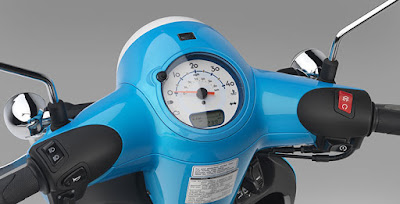 2016 Honda Metropolitan speed mitor look