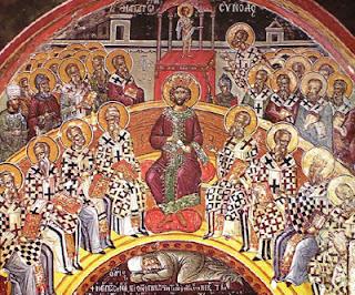Ο Απόστολος της Κυριακής 28 Μαΐου 2017 – Αγίων Πατέρων Α´ Οικ. Συνόδου (Πραξ. κ´ 16-18, 28-36)
