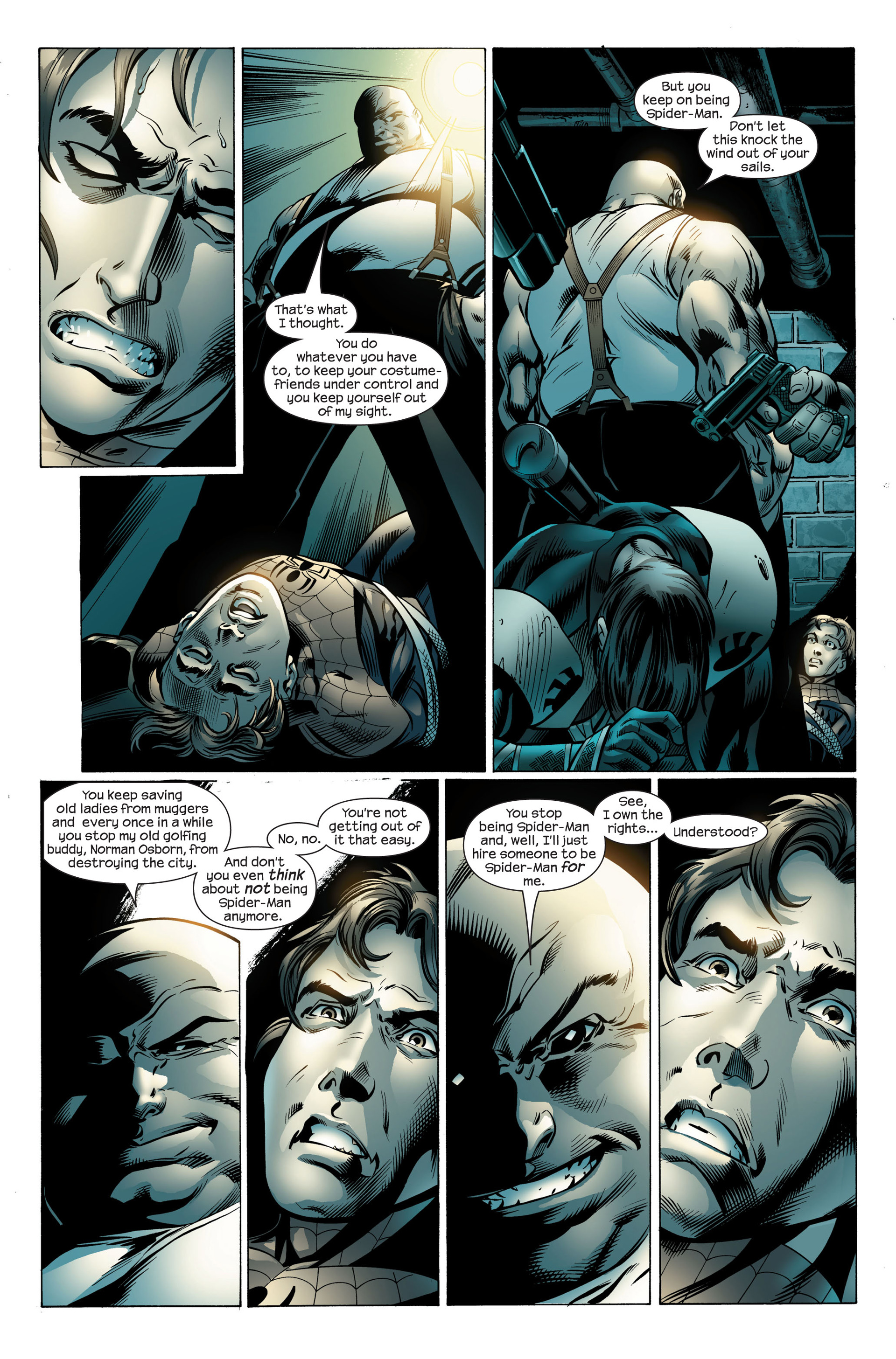 Read online Ultimate Spider-Man (2000) comic -  Issue #109 - 10