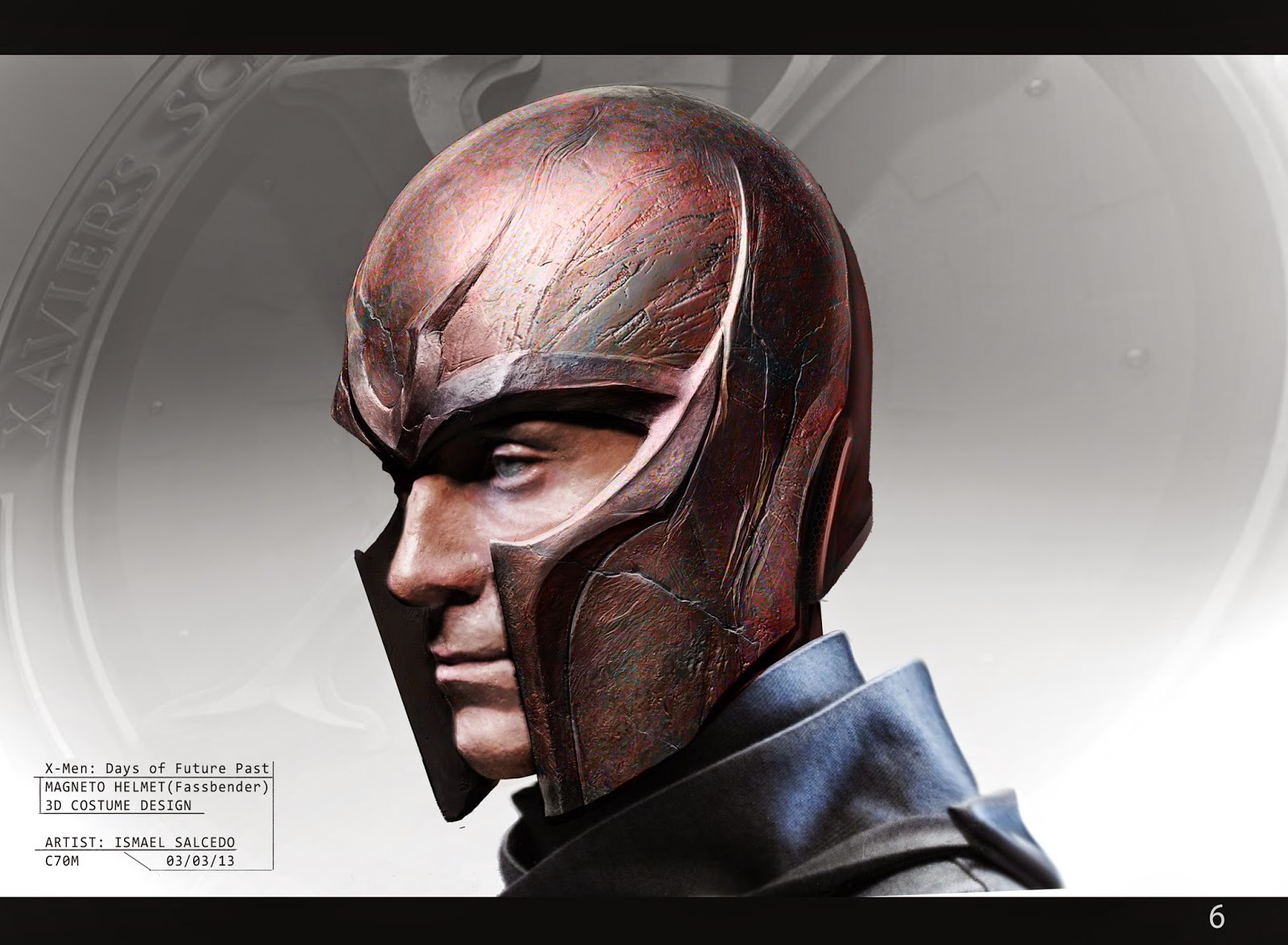 magneto helmet days of future past - photo #1