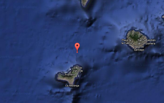vecinos no cuentan el terremoto de 4,2 grados de El Hierro