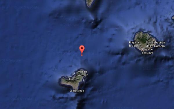 """Terremoto El Hierro 4,2 grados 20 abril: """"Se me movió toda la casa"""""""