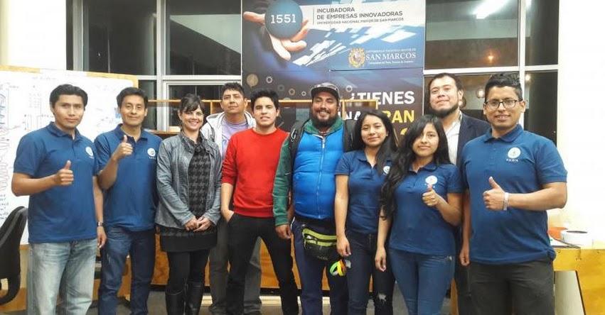UNMSM: Proyecto de Universidad San Marcos gana concurso internacional de History Channel - www.unmsm.edu.pe