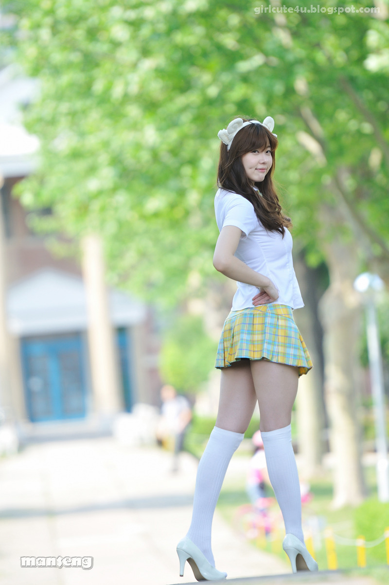 Xxx Nude Girls Jung Se On - School Girl-9731