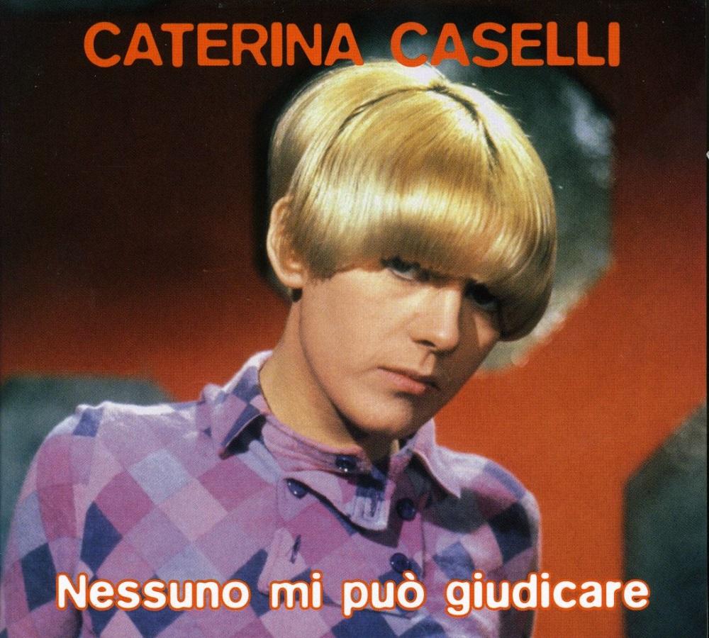 Gocce di note: * NESSUNO MI PUÒ GIUDICARE - Caterina Caselli ...